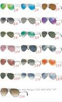 Mode Verkauf Luxus 2021 Designer Aviator Ray Sonnenbrille Vintage Pilot Sonnenbrille Band Jahrgänge UV400 Bans Männer Frauen Ben Wayfarer Sonnenbrille
