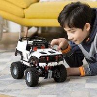 Mitu diy 4wd برمجة بناء كتلة التطبيق السيطرة الذكية على الطرق الوعرة سيارة rc روبوت سيارة