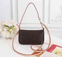 Luxury POCHETTE Designer Handbags Quality Purses Fashion High ACCESSORIES Bag Women Brand Classic Style Genuine Leather Shoulder Bags K2UH