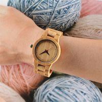 Bracelets simples sculpture balance montre en bois Hommes bracelet de bois bracelet bracelet bracelet bracelet boucle de quartz mouvement unisexe horloge cadeaux de luxe relook