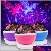 Event Festive Party Supplies & Gardenparty Decoration Mini Crystal Magic Ball Led Starry Sky Stage Disco Projector Star Lights Flash Dj For