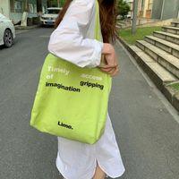 Evening Bags Large Capacity Canvas Tote Shoulder Bag Fabric Cotton Cloth Reusable Shopping For Women 2021 Beach Handbags Shopper