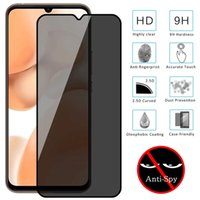 9H Privacy Tempered Glass Screen Protectors For Samsung Galaxy a30 a30s a20 a10 a50 a70 a80 a90 5g Anti Spy Glare Peeping film