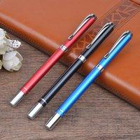 3 couleurs publicitaire promotion balle stylo ball Prix étudiant matériel matériel fournitures de matériel de bille de haute qualité
