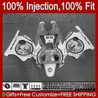 Injection pour Honda CBR250 CC CBR 250R 25 RR 90 91 92 93 94 95 1996 1997 1998 1999 111HC.258 CBR250RR MC22 250CC 1990 1991 1992 1993 1995 96 97 98 99 Caréchage Heureux Gris
