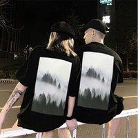 Мужские дизайнерские футболки роскошные бренды дизайнеры с короткими рукавами мода напечатанные топы повседневные одежды на открытом воздухе 2021 летняя тройник
