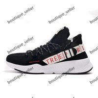 Running Shoes TREEPERI men womens causal sneakers sports fashion black pink red color high quality trainer run wholesale runner knit 003-01