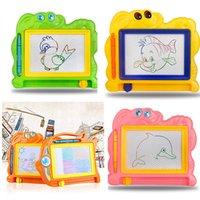 1 шт. Детей, написание каракули трафарета живопись магнитная чертежная доска набор обучения игрушки для детей хобби для детей