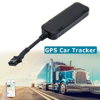 Car GPS & Accessories TooGee Mini Tracker GSM Positioning Oil Cut Off Free Web App Real Time Tracking Low Power Alarm For RV Vehicles