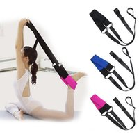 Gym Elastic Resistance Bands Ballet Soft Opening Belt A Word Of Horse-drawn Ribs Stretching Dance Acrobatics Fitness Belts