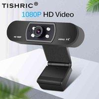 ASHU H800 CAM 1080P Full HD Video USB MICHPHONE Компьютерная камера с Zoom PC Night Vision Mini Camera
