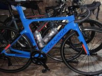 NJBL Blue T1000 UD Glossy Colnago Concept Complete Vélo à vélo complet avec XXS / XS / S / M / L / XL R7010 ou R8010 GROUPSET