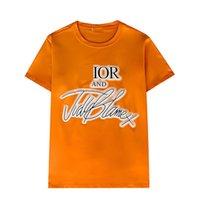 2021 летние мужчины футболки хлопковые рубашки сплошной цвет с коротким рукавом топы тонкие дышащие мужские уличные одежды досуг тенденция мужские тройники оранжевые белые