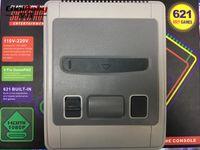 / Av out mini ретро классический портативный игровой игрок семьи семейное телевидение видео консоли детства встроенный 621 620 8 бит игры портативные игроки