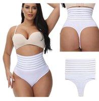 Women's Shapers Women High Waist Shaping Panties Cotton Seamless Breathable Body Shaper Underwear Slimming Tummy Briefs BuLifter Shapewear