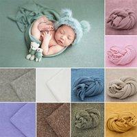 140 * 170 см Новорожденные фотографии реквизит одеяло детское младенческое фото фона ткани Съемка студии аксессуары растяжек 1178 y2