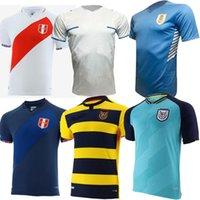 2021 2022 Copa Amérique Uruguay Jersey de football 21 22 Accueil L.Suarez E.Cavani F. Valverde Shirt N. Nández J.M.Giméz de la Cruz Équipe nationale Uniforme de football