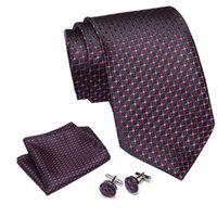 جودة عالية التعادل مجموعة للرجال الأزرق الأزهار التعادل ومنديل الفضة ربطة العنق رجل corbatas hombre جيب مربع مجموعة الزفاف التعادل