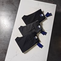 2021 Европа Мужские брюки Классические уличные спортивные брюки крыла ткань ткань удобные дышащие ограниченные контейнеры строчки с обеих сторон