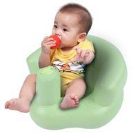 المحمولة الطفل نفخ أريكة مدمج في مضخة حمام مقعد كرسي تصميم قاعدة جيدة لتعلم التدريب اللعب كيد يطفو أنابيب