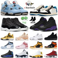 Nuevos zapatos de baloncesto jumpman para hombre 1s University Blue 11s Concord 12s Hyper Royal 13s Fire Red 4s 5s para mujer para hombre zapatillas deportivas
