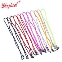 Eyewear Soporte de cuerda de cuerda Gafas de sol ajustables Cadenas de cuerda Cables de anteojos Gafas Accesorios de moda HJ87G DS9JO 817 Q2