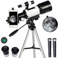 Telescópio Binóculos Visionking Refração Astronômica Com Tripé Portátil Céu Monocular Telescópio Espaço Escopo Exterior