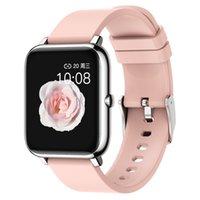 P22 Bluetooth Вызывы Smart Watch Мужчины Женщины Водонепроницаемый SmartWatch Player Для Oppo Android Apple Xiaomi