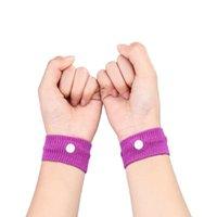 Anti Nausea Wrist Support Sports Cuffs Safety Wristbands Carsickness Seasick Anti Motion Sickness Motion Sick Wrist Bands