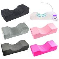 Eyebrow Tools & Stencils Salon Eyelash Extension U-Shaped Memory Foam Pillow -Ergonomic Head Neck Support - Soft Lash Tech Supplies