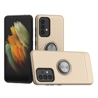 Cell Phone Cases For Samsung Galaxy A32 A52 A72 A21 A11 360 Rotating Ring Car-Holder Mobile Case Cover D1