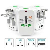 Travel universal wall charger power adapter for plug Surge Protector Universal International Travel Power Adapter Plug US UK EU AU AC OM-I4