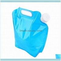 Bottles Drinkware Kitchen, Dining Bar Home & Garden5L 10L Foldable Folding Collapsible Drinking Bag Car Water Carrier Container For Outdoor