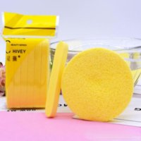 12PCS Set Cosmetic Puff Compressed Cleaning Sponges for Facial Cleaner Colorful Compression Soft Face Wash Washing Pad Remove Makeup Beauty Skin Care Tools