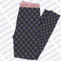 Letras bordadas mujeres medias medias calcetines delgados transpirables pantalones para mujer damas club de noche fiesta sexy medias negras