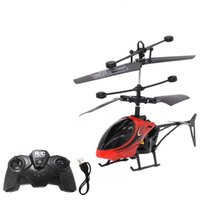 Mini rc infravermelho indução controle remoto brinquedo 2ch gyro aviões helicóptero zangão modelo avião para menino presente e crianças crianças