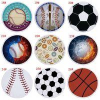 الصفحة الرئيسية نسج جولة كرة القدم كرة السلة سلسلة الأطفال الكبار منشفة الشاطئ اليوغا حصيرة نزهة السجاد مريحة وعملية