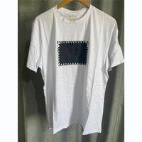 Moda Erkek Tasarımcı T Gömlek Polo Tişört Tasarımcılar Erkekler Için T-Shirt Bahar Gömlek Kıyafet Luxurys Top Tees Bayan Yaz T-shirt 20040206L