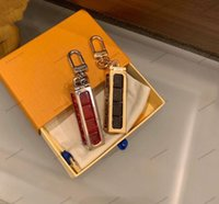 Porte-clés détachables Lettre de haute qualité Métal Madmade à la main Unisexe Designer Key Ring Hommes Femmes Pendentif Modèle Car Keychain Bijoux Accesso