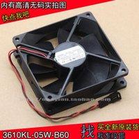 원래 NMB 9025 3610KL-05W-B60 24V 0.26A 9cm 인버터 듀얼 볼 팬 92 × 92 × 25mm 냉각 냉각기 팬 냉각
