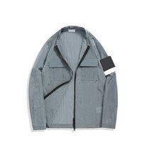 TopStoney Konng Gonng المألوف العلامة التجارية الترفيه الربيع والخريف سترة رقيقة معطف سترة واقية خاصة عبر الحدود