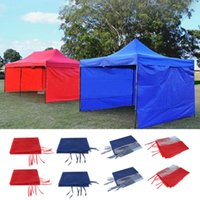 Waterproof Instant Canopy Tent Sidewall Sun Shade Shelter Outdoor Camping Accessories Windproof Wall Sunwall Tents And Shelters