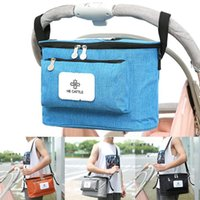 Stroller Parts & Accessories Diaper Bag Baby Backpack Outdoor Travel Mommy Carriage Maternity Large Capacit