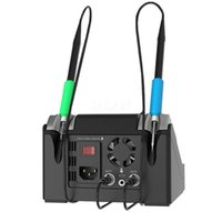 Xsoldering Pro 무연 납땜 스테이션 200W 전원 2.5S 유니버설 JBC C210 C245와 빠른 용접 C245 철 팁 휴대 전화 수리 도구