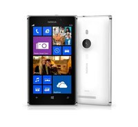 Refurbado original Nokia Lumia 925 Teléfonos celulares desbloqueados Dual Core 1GB / 16GB 8.7MP 4.5 pulgadas Windows 8 4G LTE