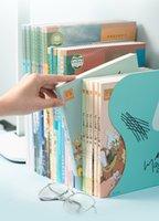 قابل للسحب كتاب الوقوف ملف كبير الطالب الإبداعي استخدام رف الكتب الجدول تخزين الرف سطح المكتب قابلة للطي تمتد الرف