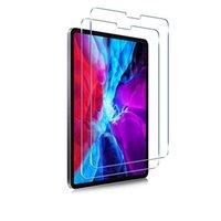 9h حامي الشاشة الزجاج المقسى ل iPad mini 1 2 3 4 5.2 10.5 Air4 10.9 برو 11 50pcs / l
