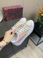 Classic Stellar Low Hi-Top Shoot Sneaker Sneaker Boot Canvas in pelle di vitello Iconic Monograms Pattern Suola in gomma Suola Casual Scarpe