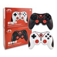Game Controller Joysticks Gen S5 Controller Wireless Bluetooth 3.0 Gamepad Joystick Smartphone PK T3 für PC Android