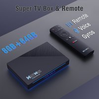 RK3566 Smart TV Box Android 11.0 H96 MAX 3566 11 8K Media Player H96Max 8GB RAM 64GB ROM Dual WiFi 1000m